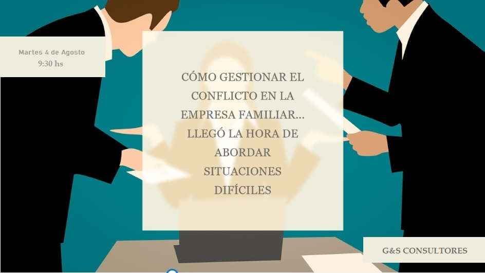 ¿Cómo gestionar el conflicto en la empresa familiar?
