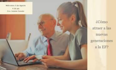 Webinar «Cómo atraer a las nuevas generacionales a la Empresa Familiar»