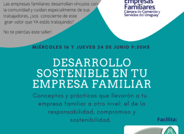 Desarrollo Sostenible en Empresas Familiares