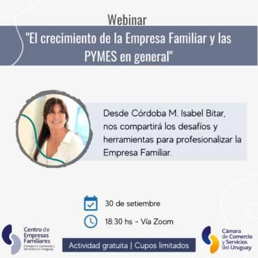 El Crecimiento de la Empresa Familiar y de las PYMEs en general